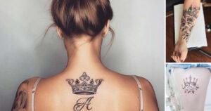 Las 25 Mejores Ideas de Tatuajes de Coronas