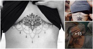 Tatuajes Under Breast