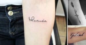 Las Mejores Tipografías para tus Tatuajes de Frases o Nombres
