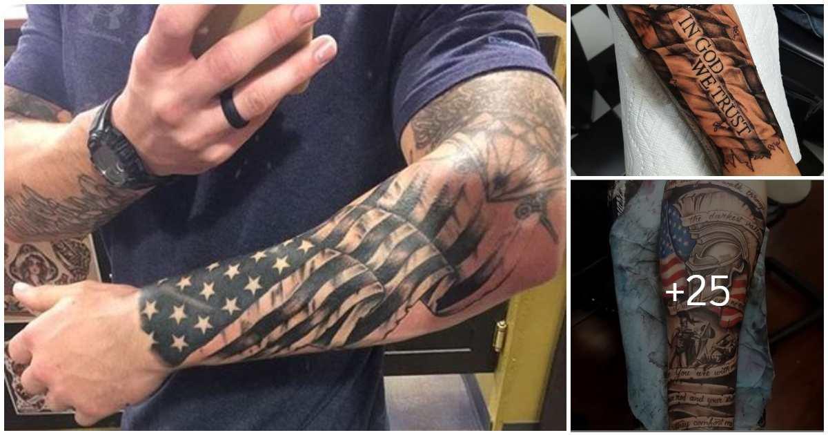 Tatuajes Con Banderas