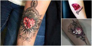 Tatuajes Joyas