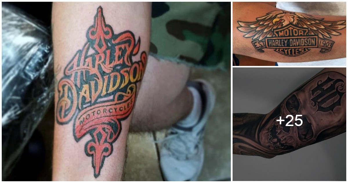 Tatuajes Harley Davidson
