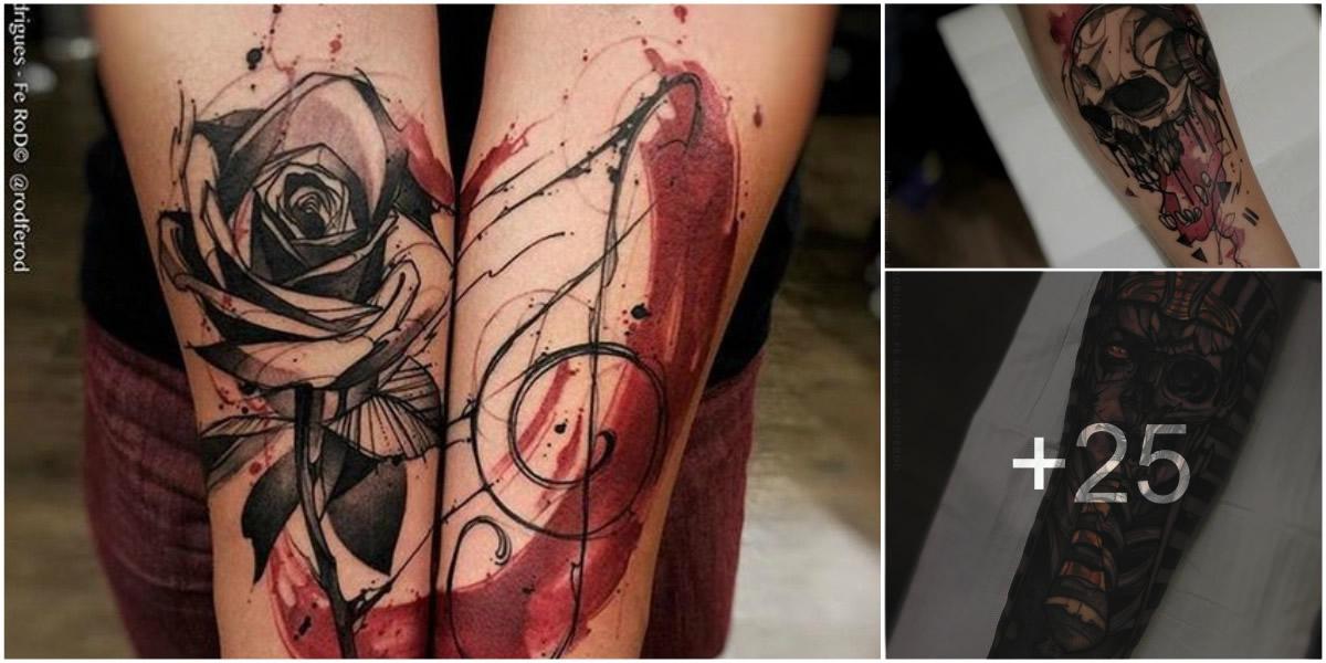 Tatuajes del Artista Felipe Rodríguez