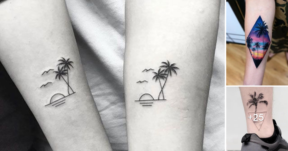 Ideas de Tatuajes Inspirados en la Playa