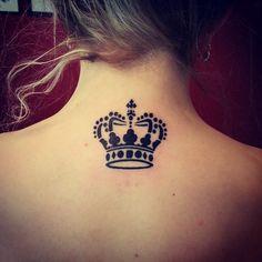 Tatuaje de corona Tatuajes de Coronas