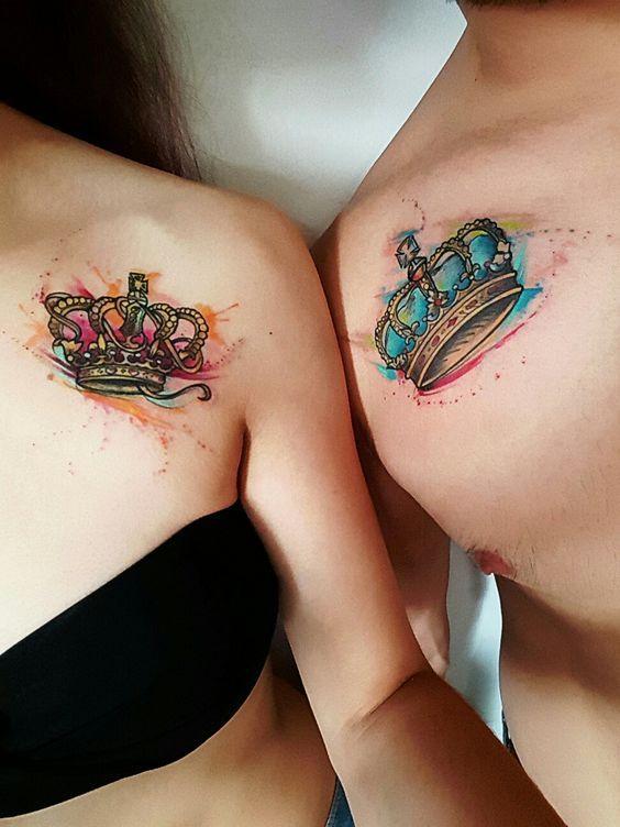 Tatuajes de Coronas F 3 Tatuajes de Coronas