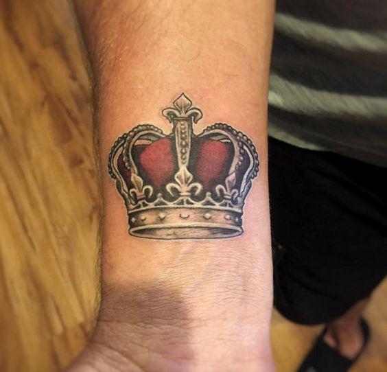 Tatuajes de Coronas F 6 Tatuajes de Coronas