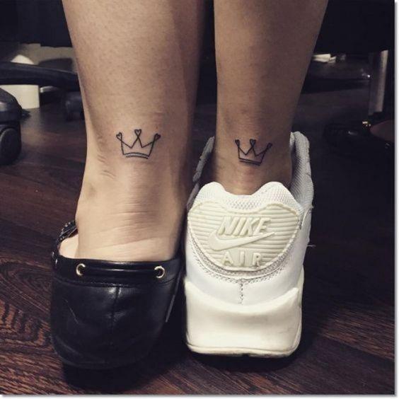Tatuajes de Coronas F 8 Tatuajes de Coronas