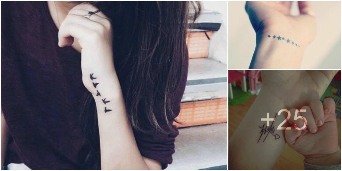 Tatuajes En Las Muñecas Galeria De Tatuajes