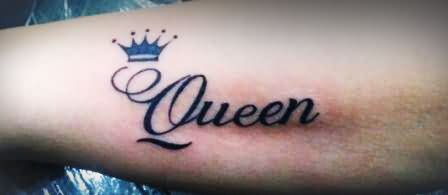 tatuaje reina Tatuajes de Coronas