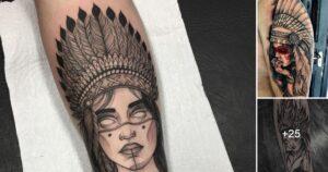 Ideas de Tatuajes de Nativos Americanos
