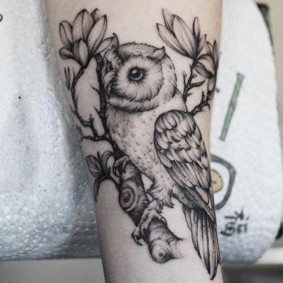 img 5a2fd81ee2e82 Tattoos con Búhos