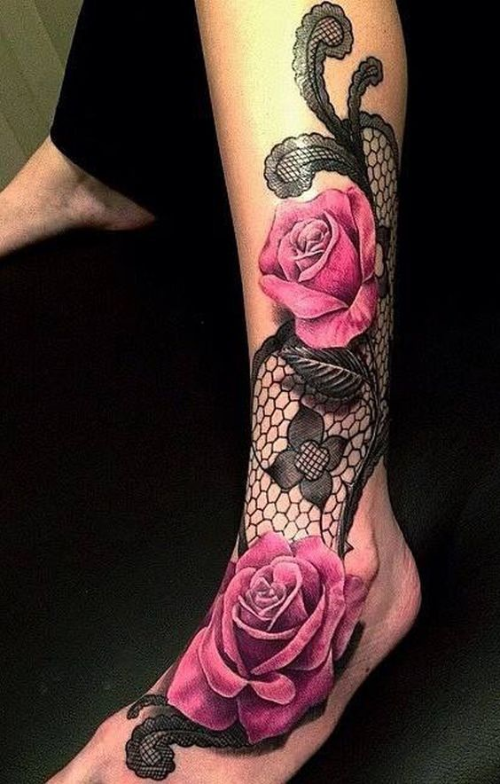 img 5a52d16cb54d6 Tatuajes de flores Moradas