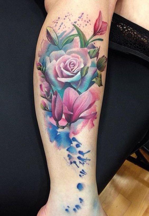 img 5a52d18c2a1cb Tatuajes de flores Moradas