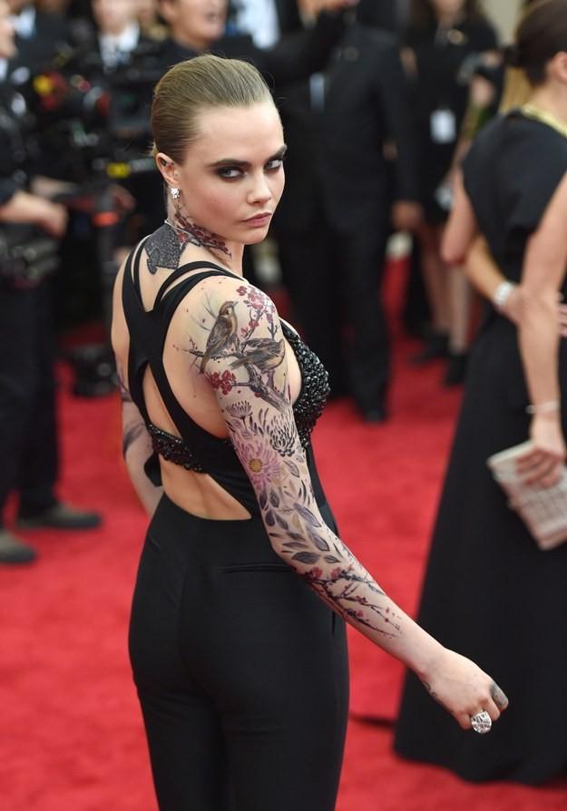 Los Mejores Tatuajes De Las Famosas Galeria De Tatuajes