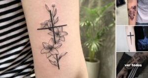 Ideas de Tatuajes con Cruces