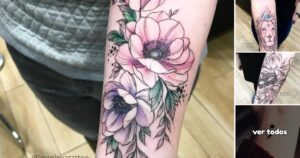 Tatuajes de Olga Korolyova
