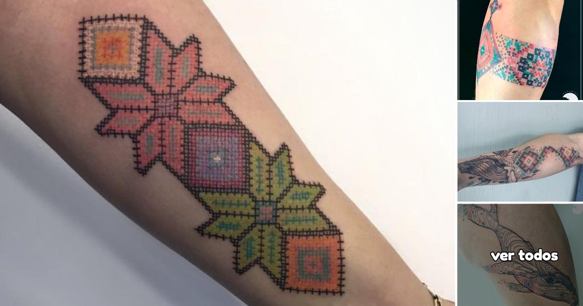 Tatuajes Inspirados en Ideas y Estilo Huichol