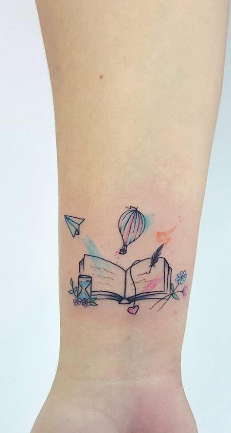 50 Best Tattoos from Amazing Tattoo Artist Jacke Michaelsen 39 Los diseños mas hermosos para Mujeres