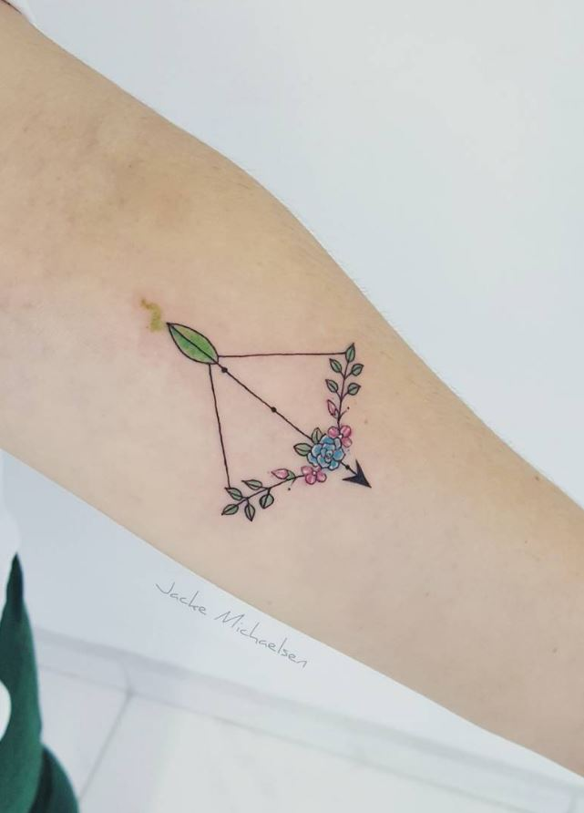 50 Best Tattoos from Amazing Tattoo Artist Jacke Michaelsen 49 Los diseños mas hermosos para Mujeres