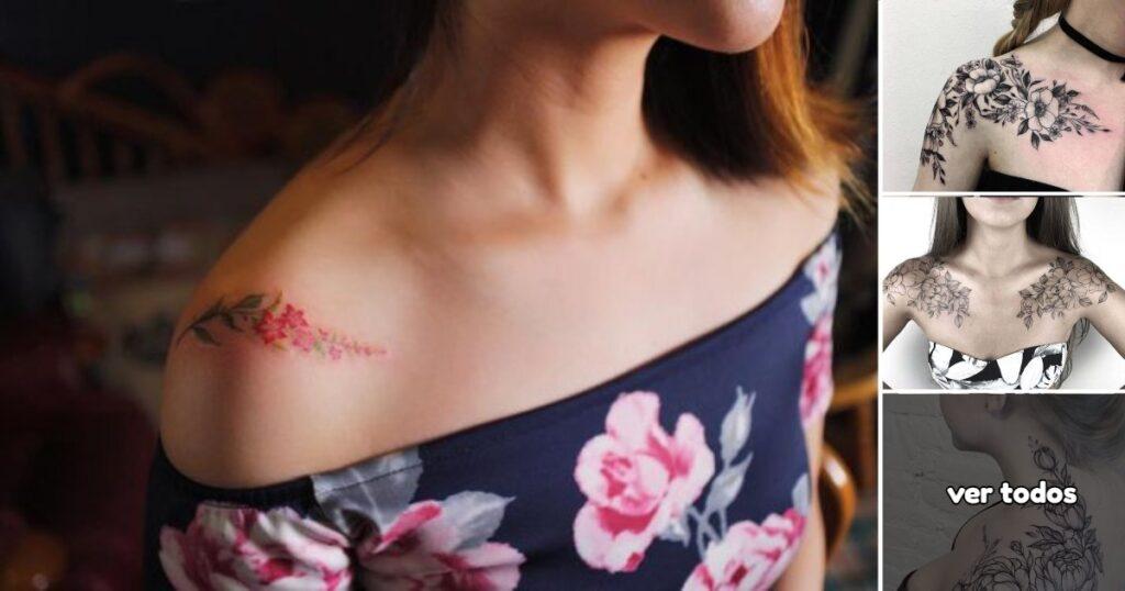 30 Ideas de Tatuajes para los Hombros