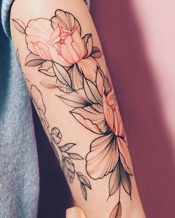 img 5a9b52c90dd93 Peony Tattoo   Nora Ink