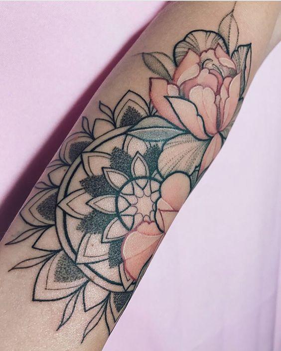 img 5a9b52e509093 Peony Tattoo   Nora Ink