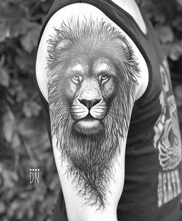 img 5aa4208faa53e 20 Tatuajes de Felinos