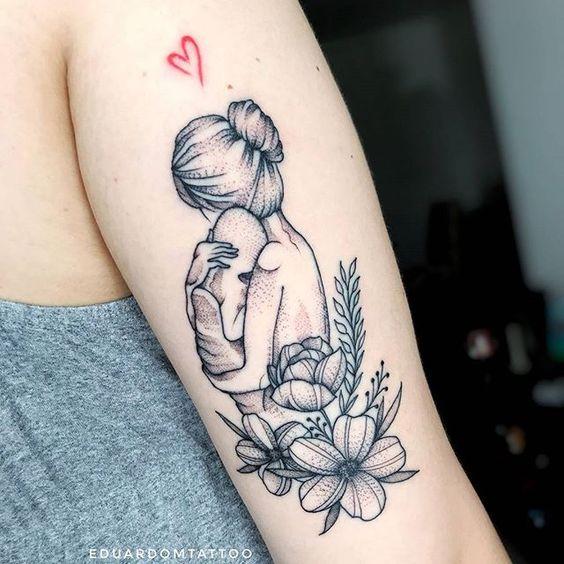 img 5aa9d76dc75db Tatuajes Inspirados en la Maternidad