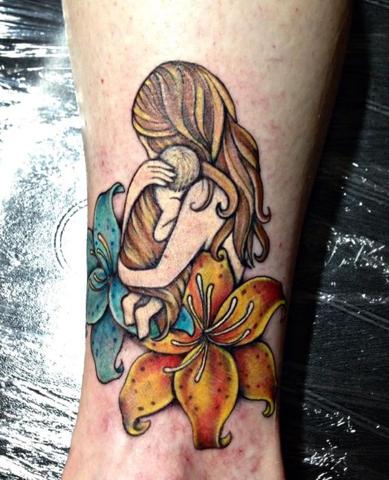 img 5aa9d7efaaed8 Tatuajes Inspirados en la Maternidad