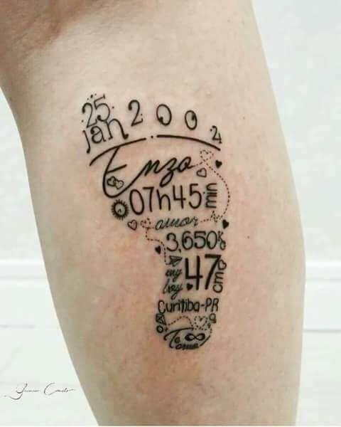 img 5aaac472492af Tatuajes Inspirados en la Paternidad