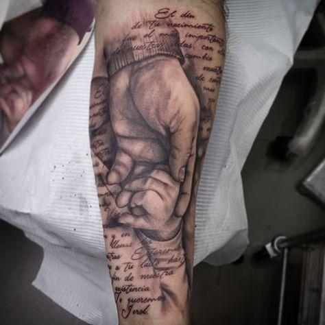 img 5aaac54d5eb9f Tatuajes Inspirados en la Paternidad