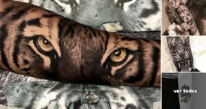 25 Ideas de Tatuajes de Felinos
