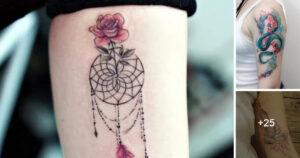 Tatuajes que atraen Paz y Buena Fortuna a tu Vida