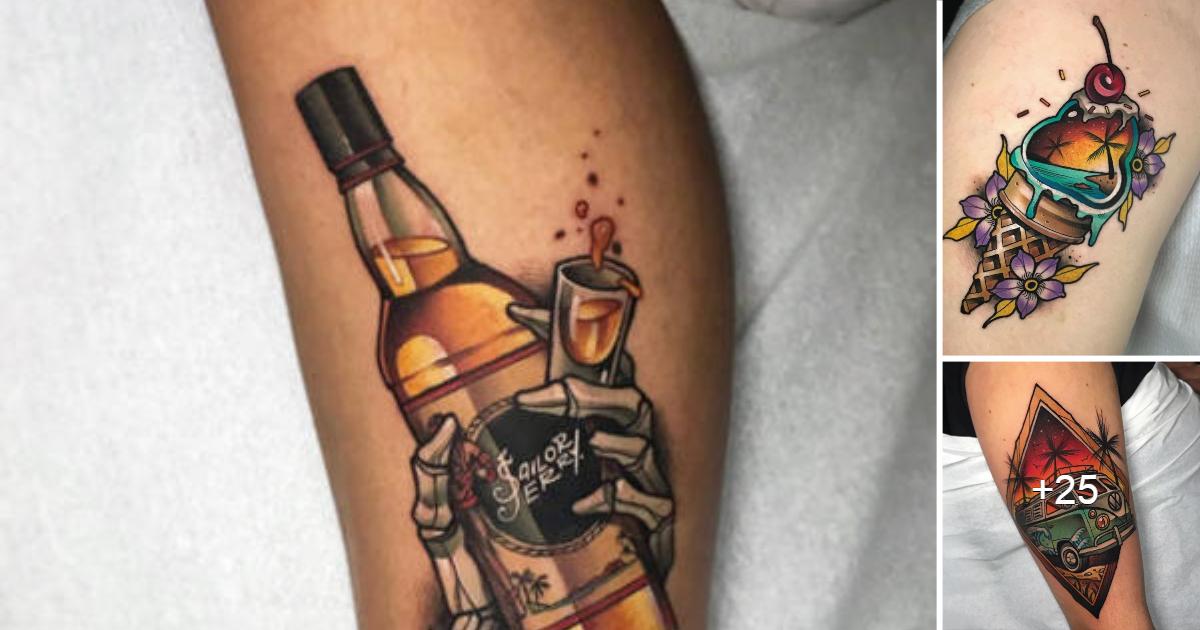 "Nuevo Estilo de Tatuaje Tradicional por ""EUGENIOS SIMOPOULOS"""