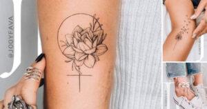 """Los Mejores Diseños de Tatuajes Femeninos por """"Jooy Fava"""""""
