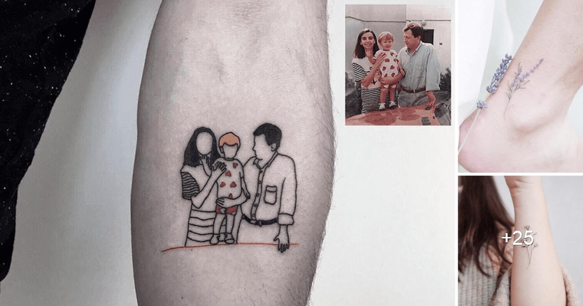 30 fotografías que cambiarán la forma en que vemos los tatuajes