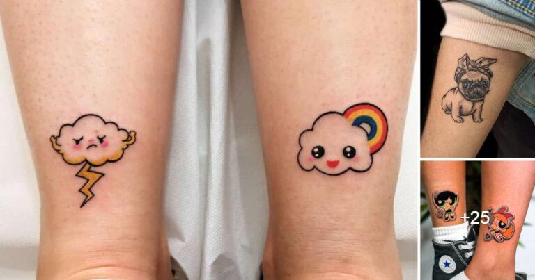 Las 31 mejores ideas lindas de tatuajes pequeños