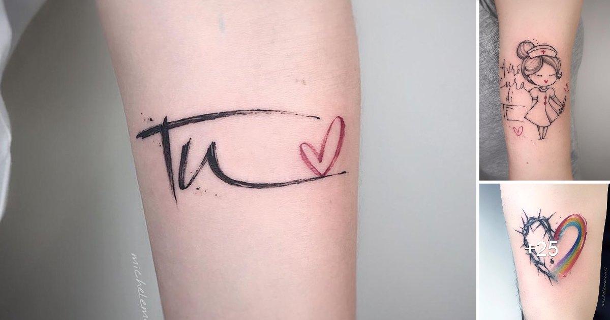 Creativos y Originales Diseños de Tatuajes de Michele Mercuri