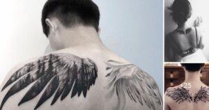 15 Diseños Geniales de Tatuajes en la Espalda